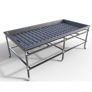 4*8ft movable Flood table
