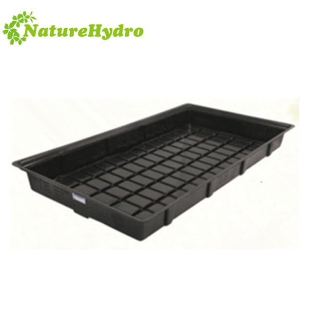 Hydroponic Growing Systems Flood and Drain Trays Featured Image