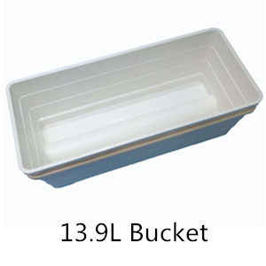 13.9L Dutch Bato Bucket