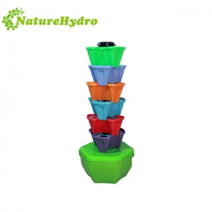 Hydroponic Growing Systems Self-watering pot systems