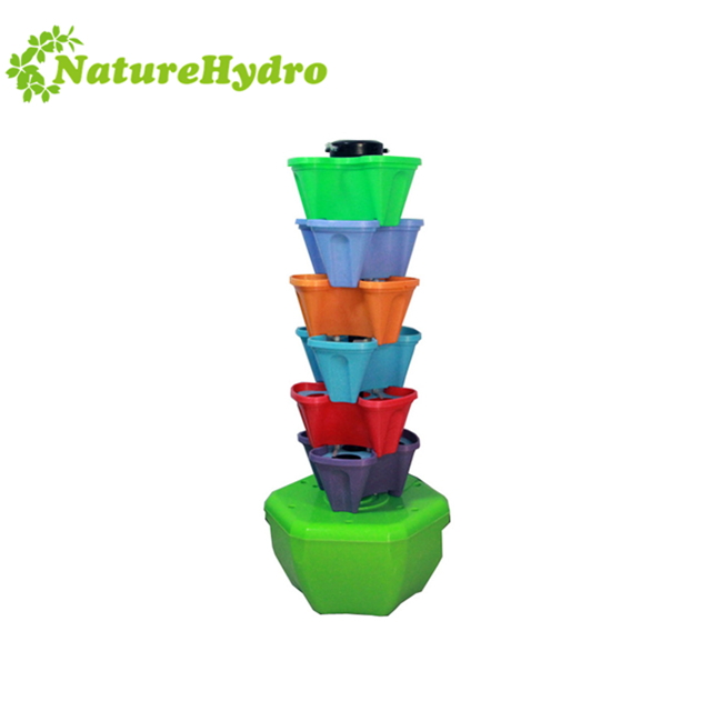Hydroponic Growing Systems Self-watering pot systems Featured Image