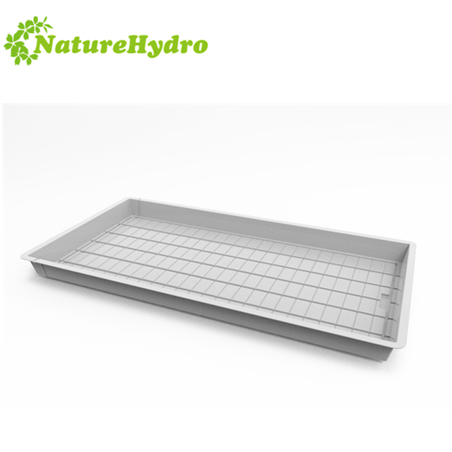 Hydropnic ebb and flow trays flood tray for flowers Featured Image