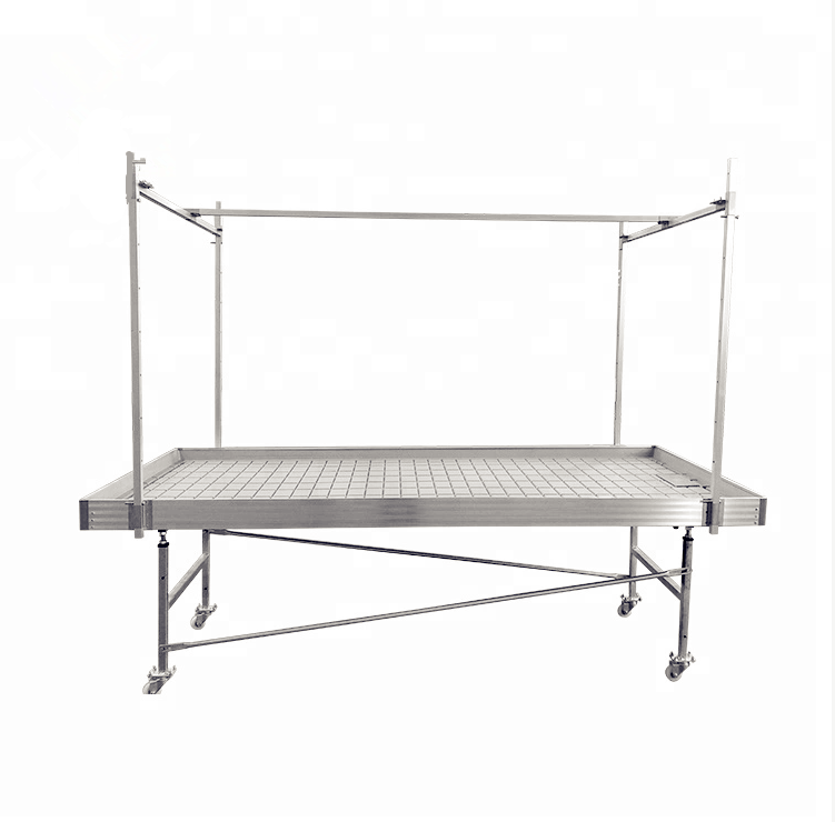 Rolling Tables With Wheels And Trellies Featured Image