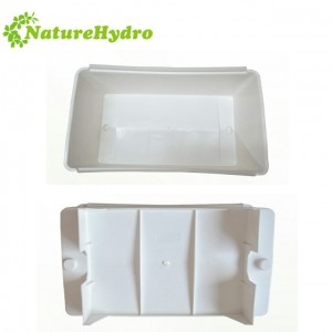 12.3L hydroponic dutch bato bucket for tomatoes
