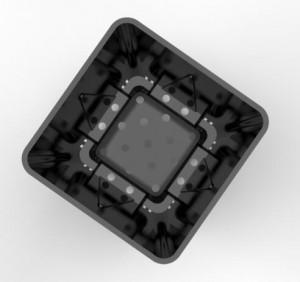 4.7L Square Bucket