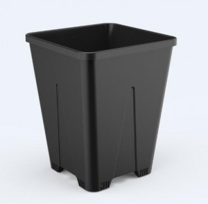 7L Square Pot Substrate Bucket