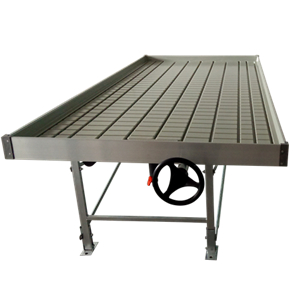 Commercial flood table system