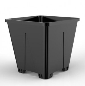4.7L Square Pot Substrate Bucket