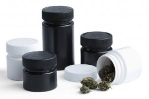 Hotsale Airtight Plastic Jars Design For Cannabis