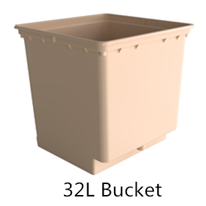 32L Hydroponic Dutch Bucket