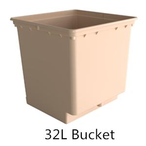 32L Hydroponic Dutch Bucket For Sale