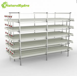 Automatic Microgreen Sprouting Machine System
