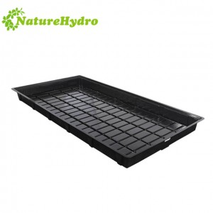 Hydropnic ebb and flow trays flood tray for flowers