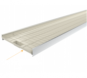 Multilayer Fixed Flood Table For Greenhouse