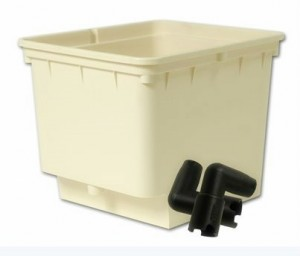 Hydroponics 11L Dutch Bucket System
