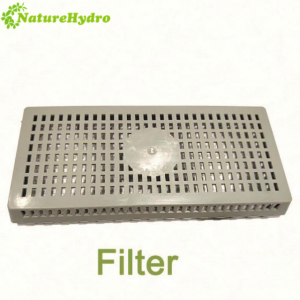 Hydroponic Ebb and Flow Bench Filter Accessories