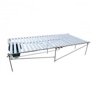 NFT sliding bench system