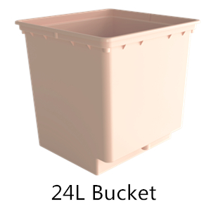 24L Hydroponic Dutch Bucket Wholesale