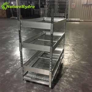 Vertical Container Grow Table