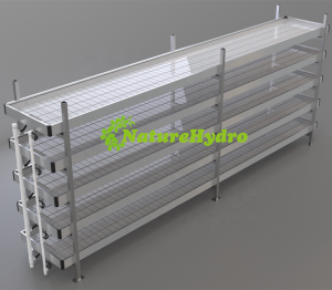 Multilayer Ebb and Flow Grow Table