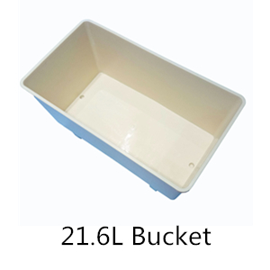 21.6L Dutch Bato Bucket